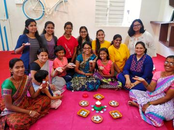 Mitti Ke Rang group picture